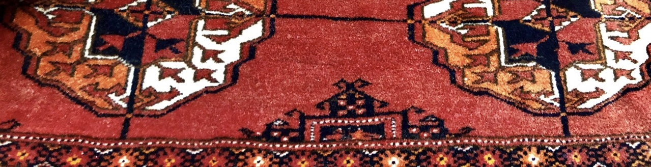 rens ægte tæpper